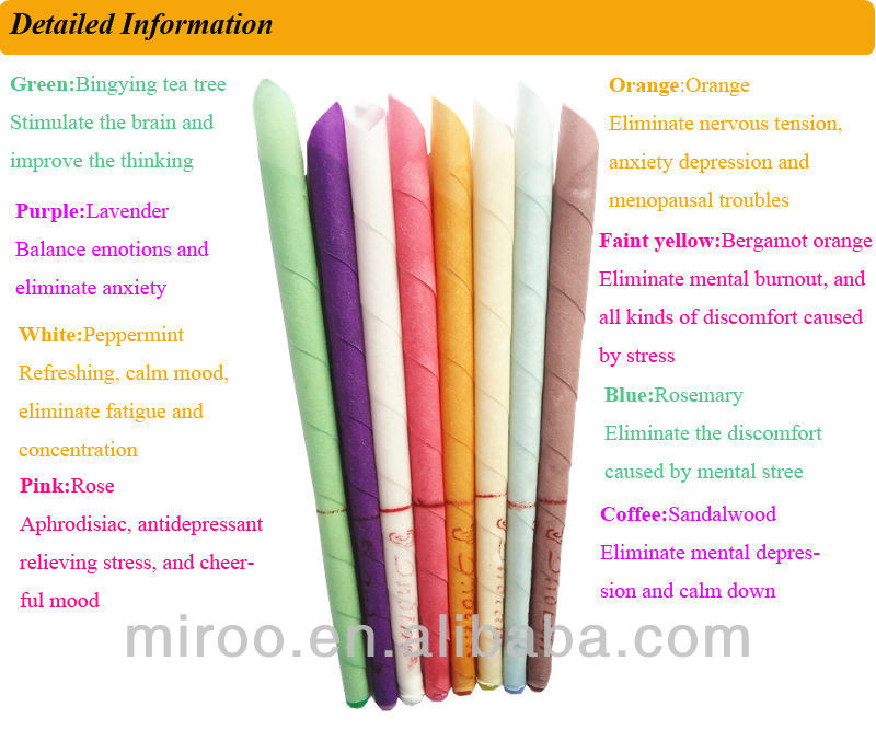 2016 Hot Product! Therapy Ear Candle Wholesale/ Ear Wax Removal ...