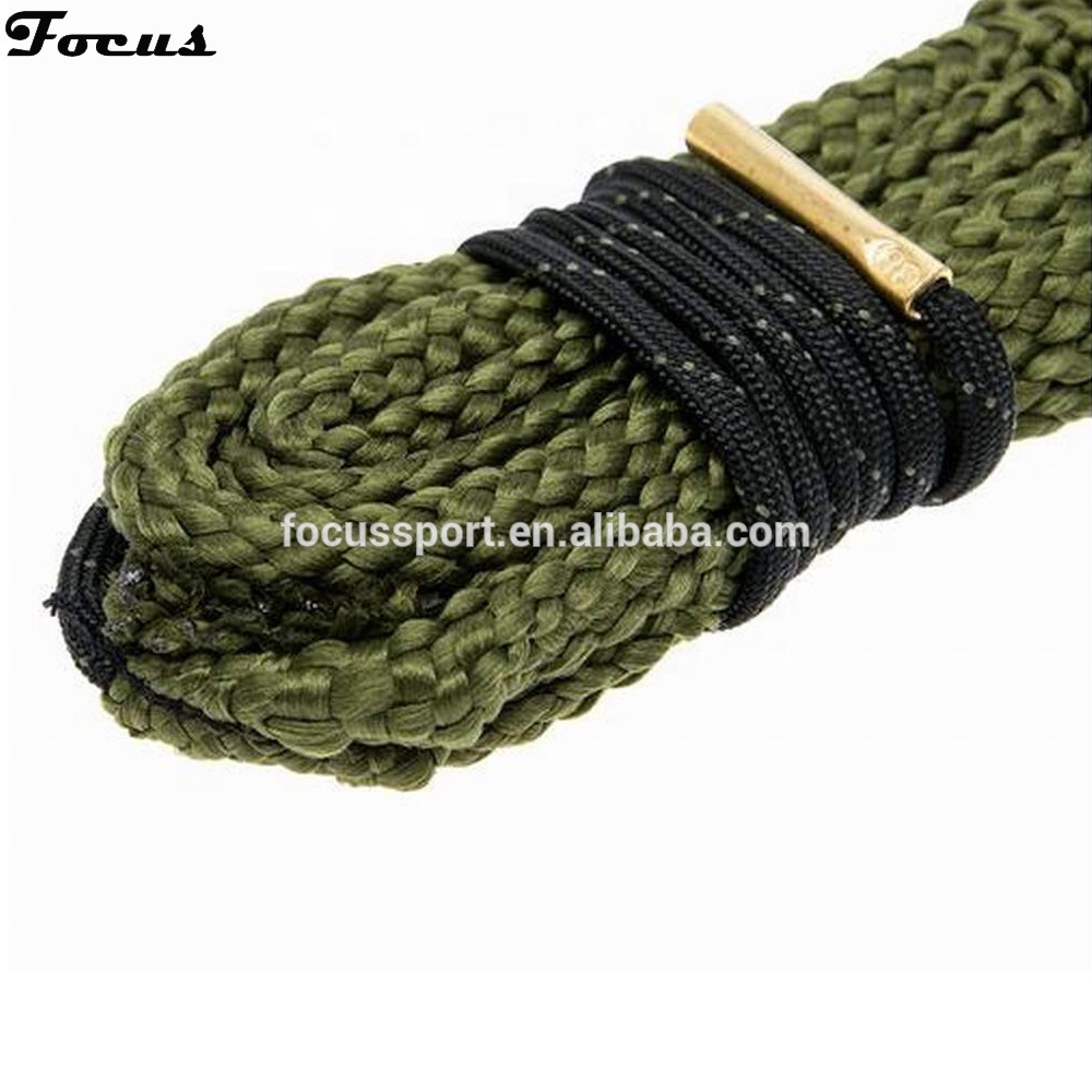 Rifle Cleaning Kit 38 Cal .357 Cal .380 Cal & 9mm Bore Snake Rifle Barrel Gun Bore Cleaner Cleaning Rope фото
