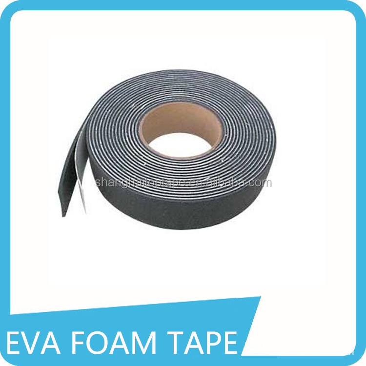 Chinese suppiler colorful single sides solvent eva foam tape