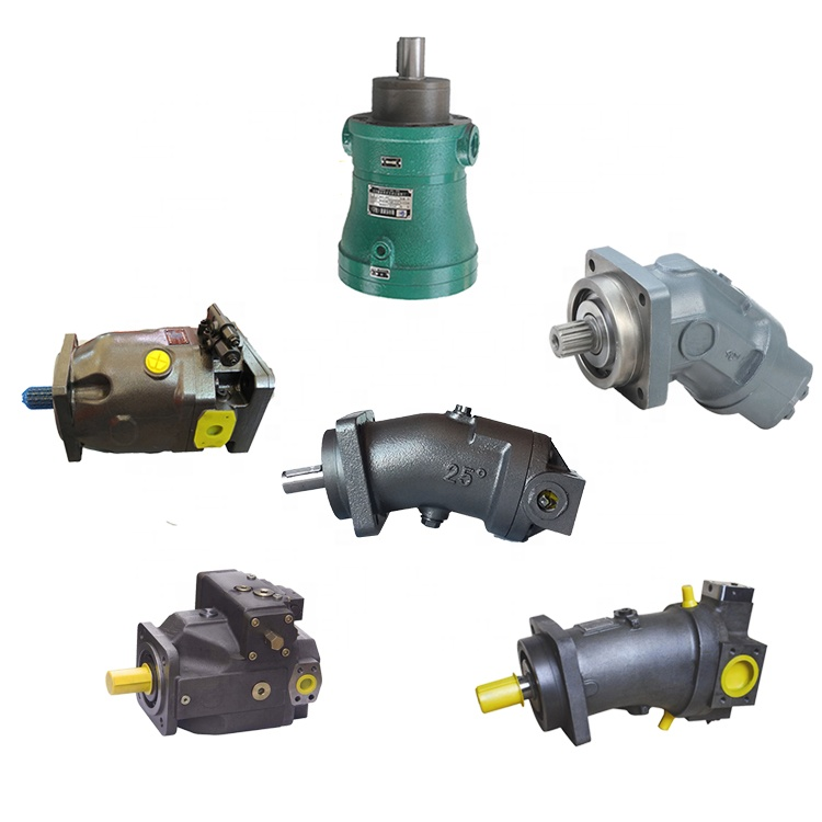 High Pressure Rexroth A2F A2F(M) A4V A7V A10V Series Hydraulic Piston Pump Nice Quality Of Piston Hydraulic Pump Parts