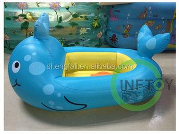 Vasca Da Bagno Gonfiabile Per Bambini : Carino balena gonfiabile vasca per bambini piscina per vasca da