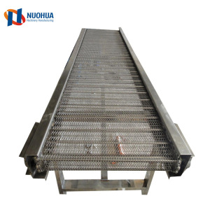 Factory Customized Wire Mesh Honeycomb Conveyor Belt