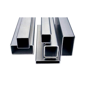 Hot sale 304 316 stainless steel square,rectangular welded steel pipe and tube