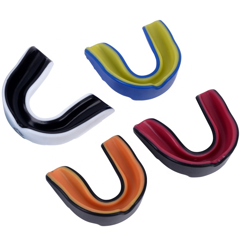 Aids Modable EVA Rubber Mouth Guard Sports Boxing Football Custom Mouth Grinding Guard фото