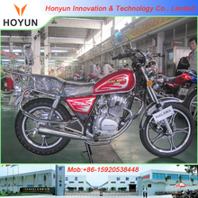 New Style made in Guangzhou Haojue SANLG Fekon HALAWA GN GN125 GN150 HJ125-8F motorcycles