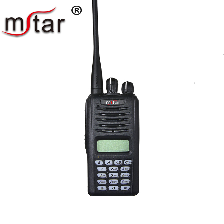 Handheld digital wireless two way radio NX-320 talkie and walkie with colour screen