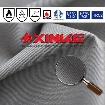280gsm cotton flame-retardant fabric for clothing