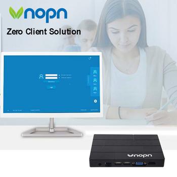 Zero Client Device X6 Vnopn Multimedia Classroom Management Software N  Computing - Buy Thin Client Pc Station,Thin Client Wifi,Net Computer Device