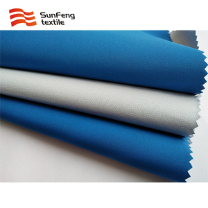 High hydrostatic and pressure functional fabric TPU dyed ployester pongee