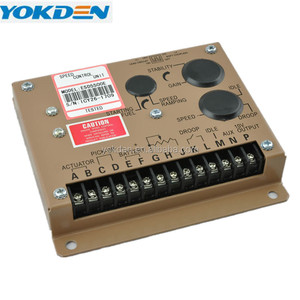 Speed Controller / Speed Governor ESD5500E with double capacitors