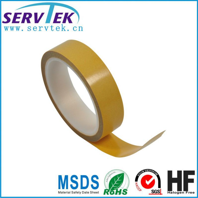 High Quality Double Sided Self Adhesive Foam Tape With Clear Pet Pp Film