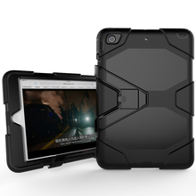 Factory Price Wholesale Rugged Dustproof Case For iPad Mini 3 Cover