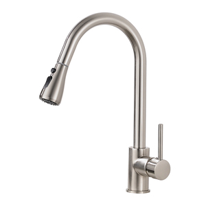 Fapully Water faucet mixer hot cold water mixer tap sink kitchen faucets for usa