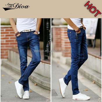 2016 New Style Fashion Jeans Men Custom China Wholesale Cheap ...