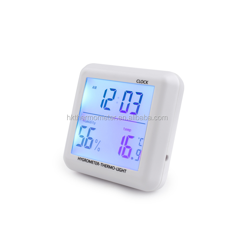 digital table clock snooze light alarm clock digital clock led