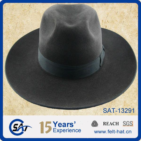 100% Lana Sombrero De Fieltro Judía Israel Borde Ancho Grande Judio  Sombrero Fedora - Buy Judio Sombrero Fedora f61e5cb46a6