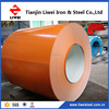 Soft Sgcc ppgi red sheet metal roofing