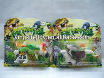 Soft Plastic Farm Animal Toy - Buy Soft Plastic Farm Animal