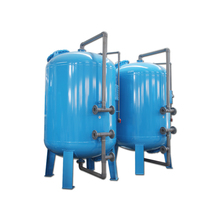 Industrial Quartz Sand Filter Activated Carbon Filter Price Media Filter for water treatment