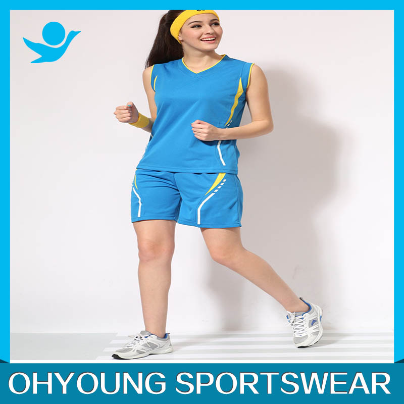 High quality sportswear,men and women running wear,family running wear suit Cheap sports running jersey