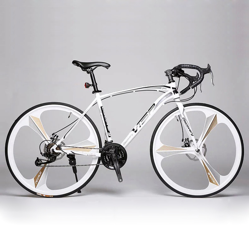 Fixie Cycling Frame 51cm Frame 21 Speed Magnesium Alloy Wheel Road ...