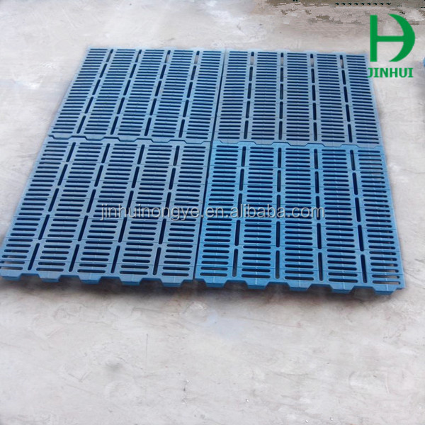 Alive Style and Goat for goat and pig Type plastic floor slat