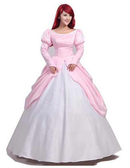 Ariel Costume For Adults 21
