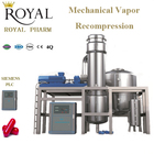 Evaporated Milk Mechanical Vapor Recompression Machine Evaporated Milk