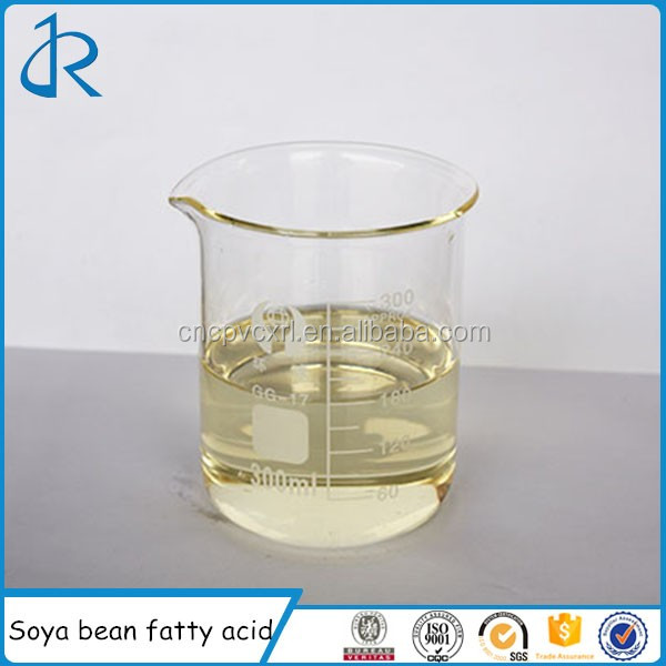 High quality Soybean oil fatty acid 99% Soya Bean Fatty Acid for paints and resins