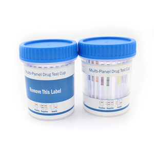Oem doa clia waived 12 panel urine cup drug and alc test