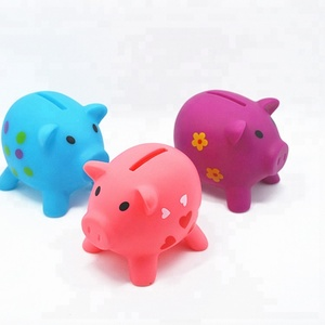 Factory Direct Custom Money Saving Box Coin Piggy Bank