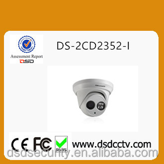 5mp ture hikvision cctv network camera IP67 WDR dome exir led DS-2CD2352-I