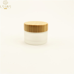 08f0b1ac714b Bamboo Lid Frosted Glass Bottle Wholesale, Bottle Suppliers - Alibaba