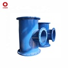 k12 k14 ductile cast iron pipe fitting