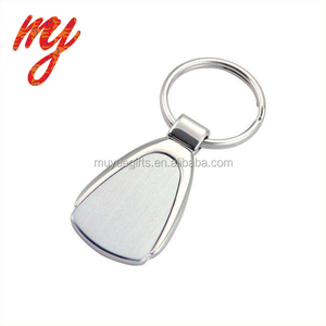 Top Seller! Customized Logo Printing Alibaba Certified Top Supplier Wholesale Custom Promotional Metal Keychain