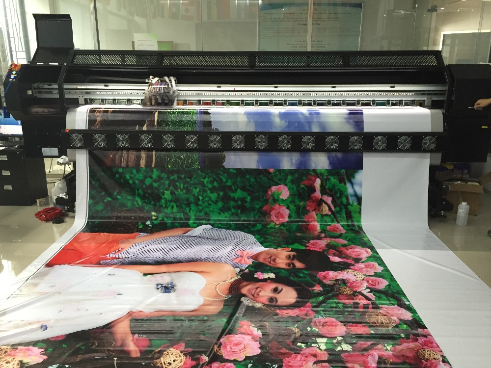 Cost 3 2m High Speed Digital Banner Photocopy Vinyl