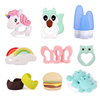 2017 Wholesale BPA Free Chewable Organic Baby Toys