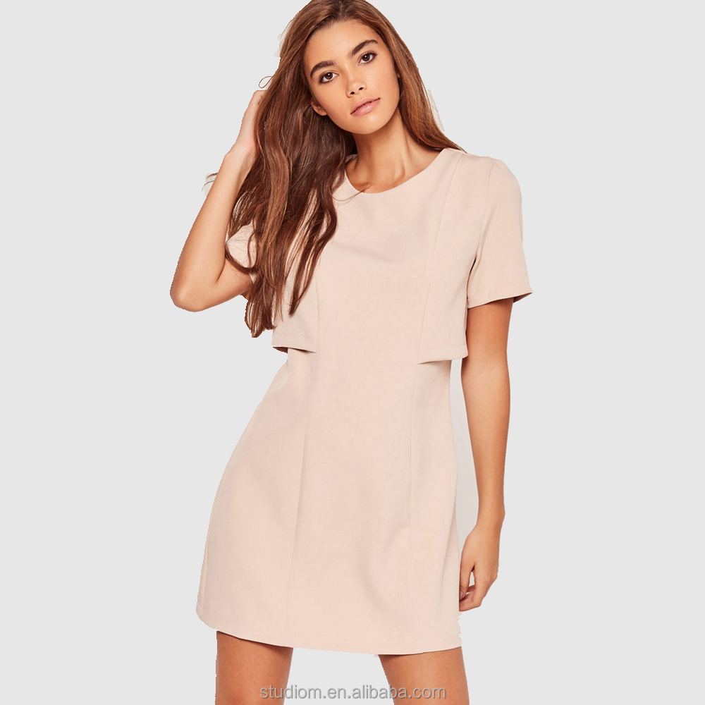 Western women formal under wear & short sleeve mini dresses