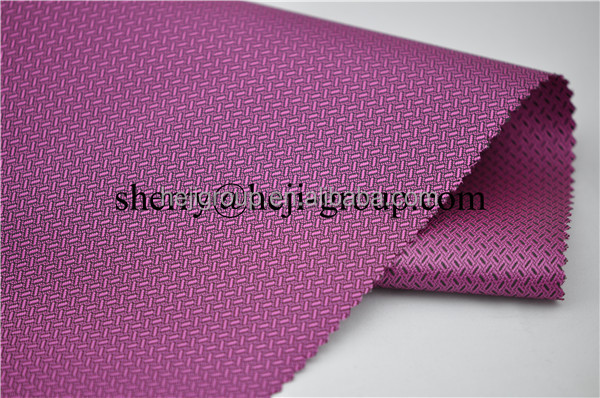 200D polyester jacquard fabric for school bags