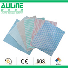 Hot Printed Spunlace Nonwoven fabric