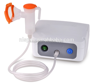 Air Compressor medical Walmart Nebulizer machine with pump hot sale for  hospital