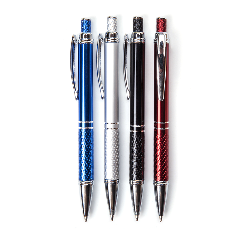 Reliabo High Quality New Model Promotional Plastic Business Ball Pen With Customized Logo