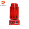 JC 1-3kg Gold Silver Melting Furnace Mini Gold Melting Equipment Jewelry Tools & Equipment