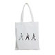 Promotion Professional Custom Print Cheap Blank Canvas Shopping Bag