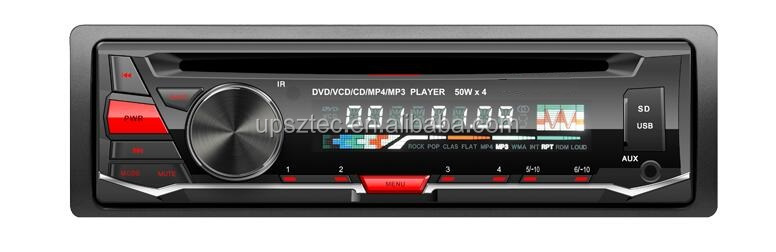 Universal Vehicle Car DVD Player with FM Modulato