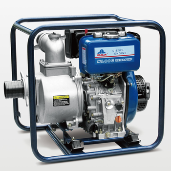 Hailin China Diesel Engine Driven Water Pump For