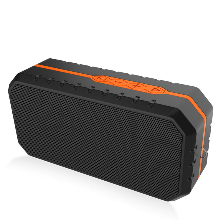 2019 Teknologi F3-D Tahan Air Bluetooths Speaker Nirkabel Mini untuk Outdoor