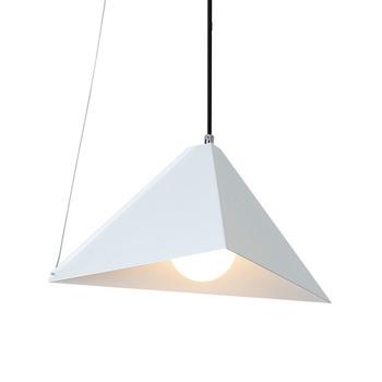 White Modern Design Pendant