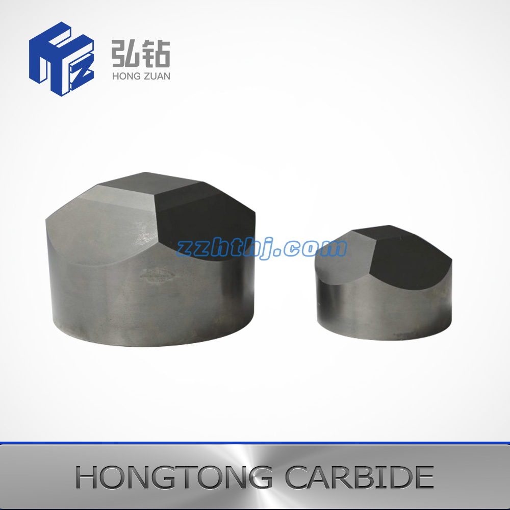 High performance tungsten carbide anvils for the Synthetic Diamond Industry