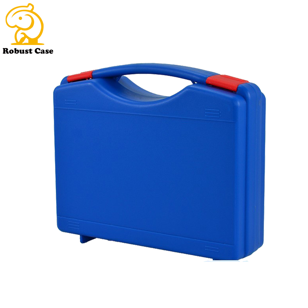 custom plastic tool carry box, lightweight portable plastic electrical device packaging case